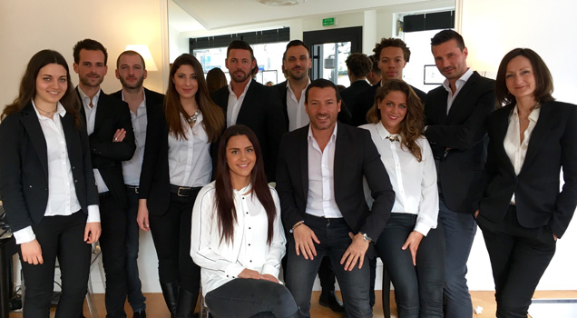 Image: L'agence et l'equipe LC Immo
